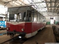 Нижний Новгород. Tatra T6B5 (Tatra T3M) №2914