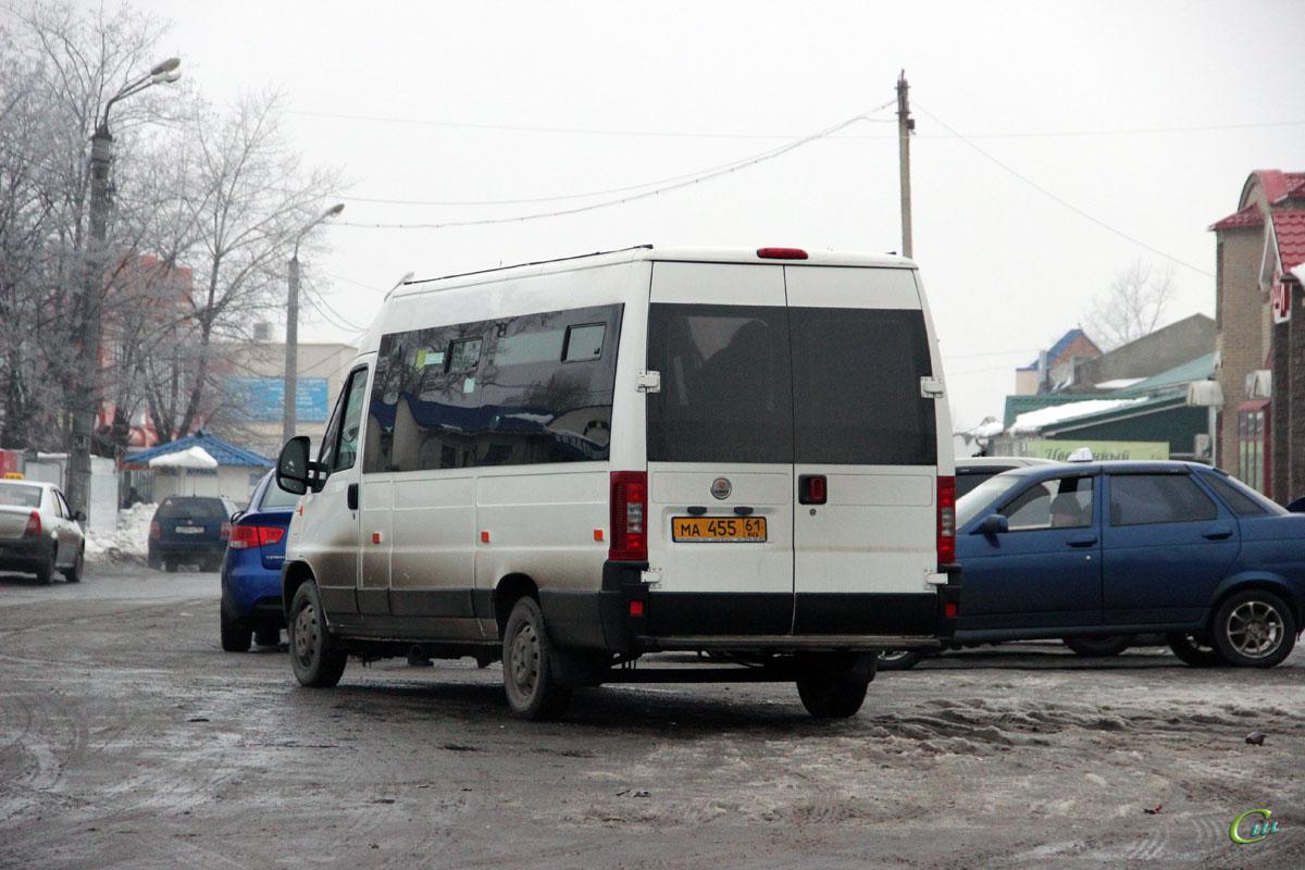 Новошахтинск. FIAT Ducato 244 ма455
