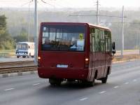 Курск. Автобус МАЗ-256