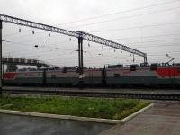 Хабаровск. 3ЭС5К Ермак-387