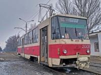 Николаев. Татра-Юг №2001