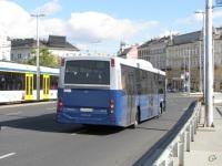 Будапешт. Alfabusz Localo (Volvo B7RLE) KPN-499