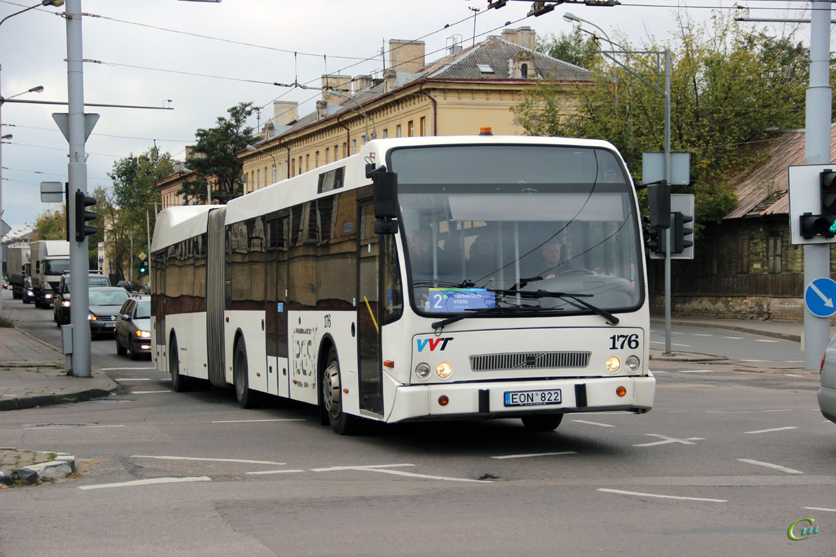 Вильнюс. Berkhof Jonckheer-G EON 822