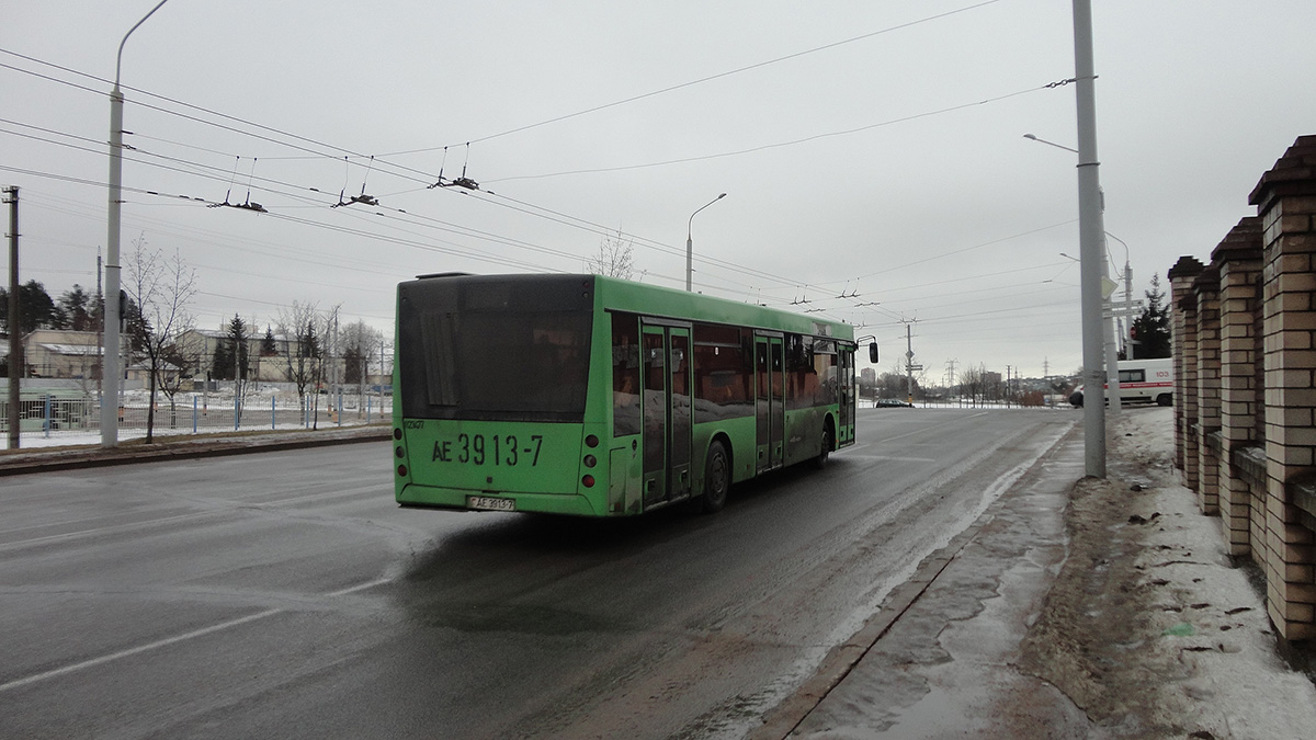 Минск. МАЗ-203.065 AE3913-7