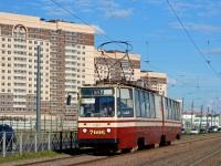 Санкт-Петербург. ЛВС-86К №7006