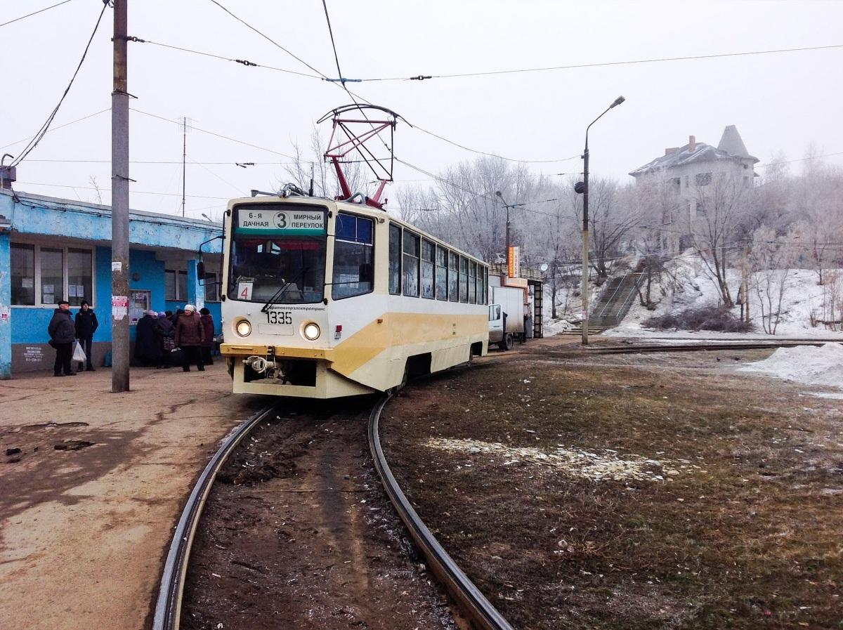 Саратов. 71-608КМ (КТМ-8М) №1335