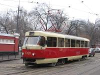 Москва. Tatra T3 (МТТЧ) №1328