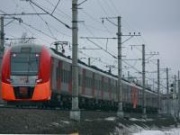 Санкт-Петербург. ЭС1 Ласточка-044