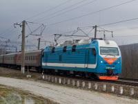 Новороссийск. ЭП1М-387