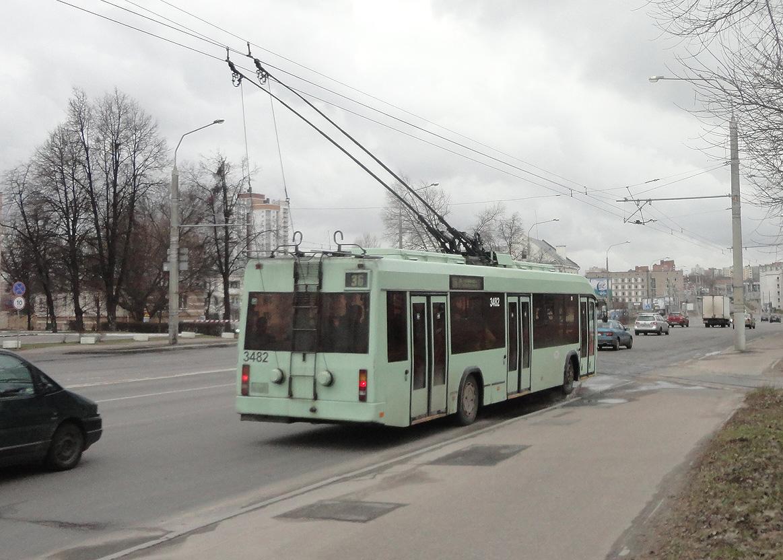 Минск. АКСМ-321 №3482