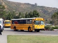 Лос-Анджелес. Gillig Phantom School Bus 6TLY497