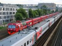 Москва. ЭД4М-0407
