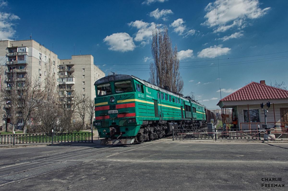 Николаев. 2ТЭ10Ут-0028
