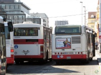 Прага. Irisbus Citelis 12M 6A6 4640, Karosa B951E 3A8 3452
