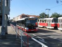 Прага. SOR NB 12 2AD 9515