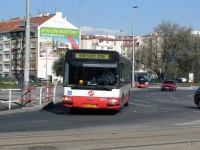 Прага. Renault Agora S/Karosa Citybus 12M AKA 82-31