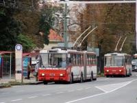 Прешов. Škoda 15Tr №103