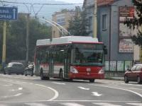 Прешов. Škoda 24Tr Irisbus №702