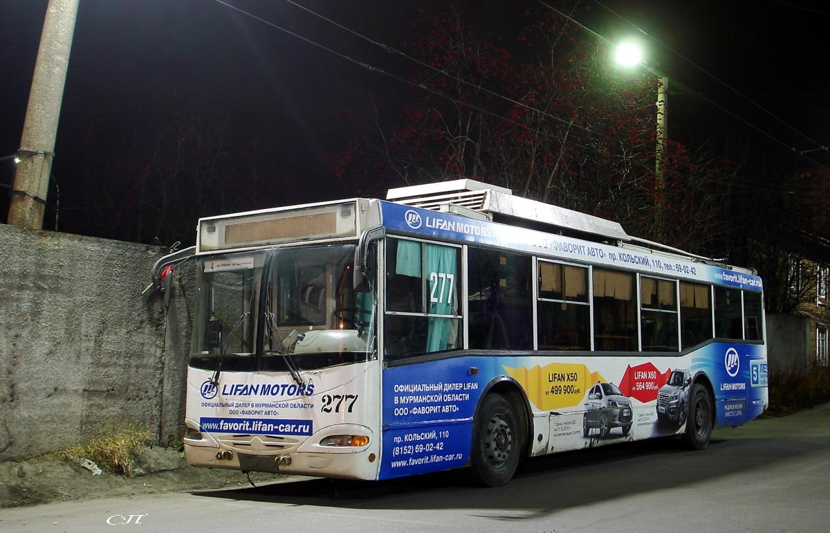 Мурманск. ВЗТМ-5290.02 №277