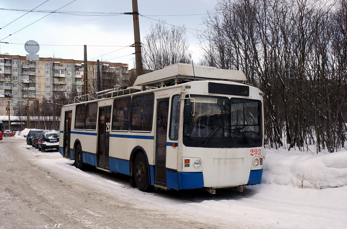 Мурманск. ЗиУ-682 КР Иваново №293