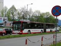 Ченстохова. Mercedes-Benz O530 Citaro G SC 3841G