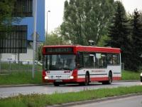 Ченстохова. MAN NL202 SC 86521