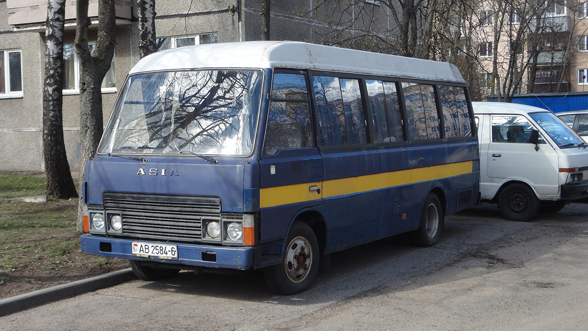 Минск. Asia AM815A Combi AB2584-6