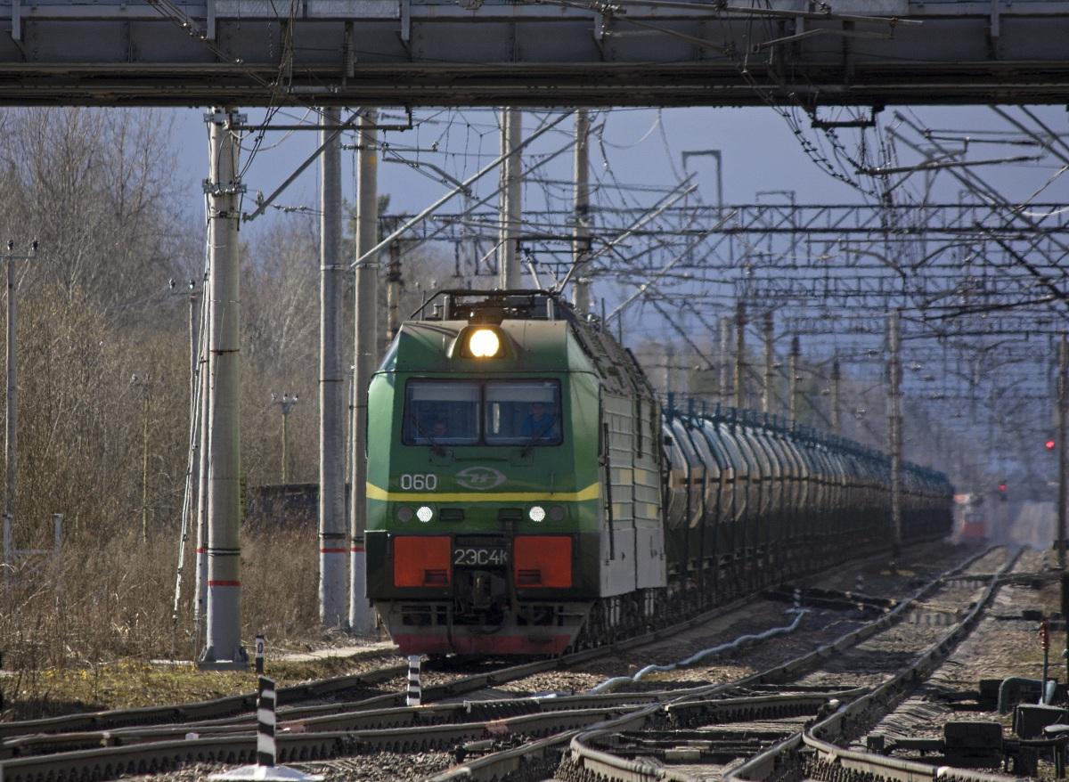Санкт-Петербург. 2ЭС4К-060 Дончак