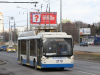 Москва. ТролЗа-5265.00 Мегаполис №2170