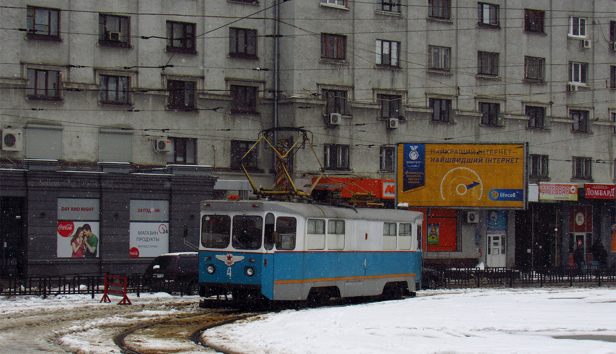 Харьков. МТВ-82 №ВТП-4