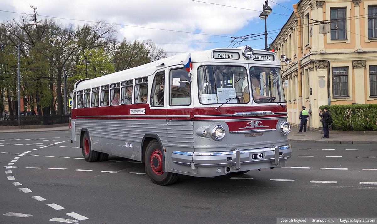 Санкт-Петербург. ЗиС-127 A 072