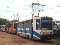 Москва. 71-608К (КТМ-8) №8122, Tatra T3SU №5786