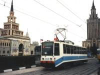Москва. 71-608К (КТМ-8) №4066, Tatra T3SU №2668