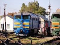 Джанкой. 2ТЭ116-1604