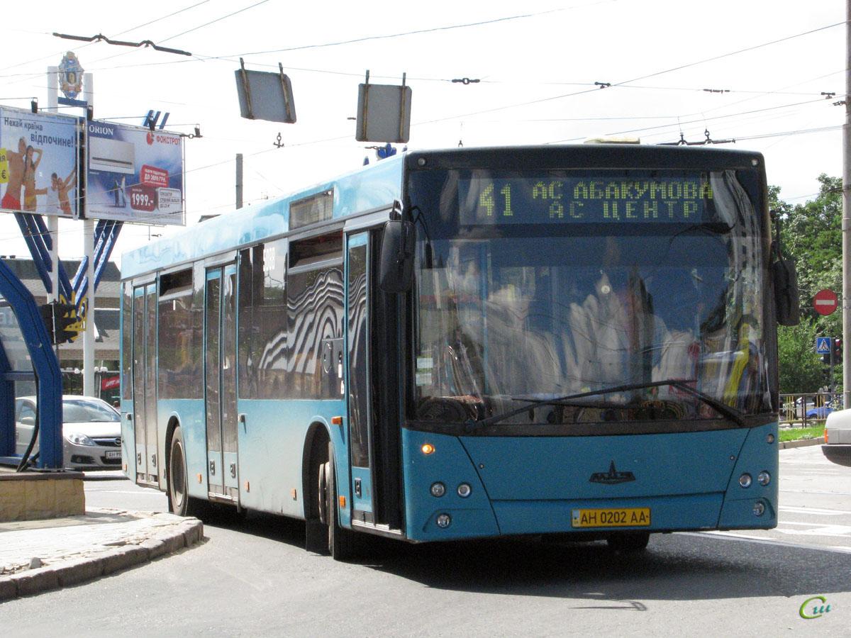 Донецк. МАЗ-203.067 AH0202AA