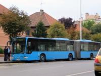 Загреб. Mercedes-Benz O530 Citaro G ZG 7095-DU