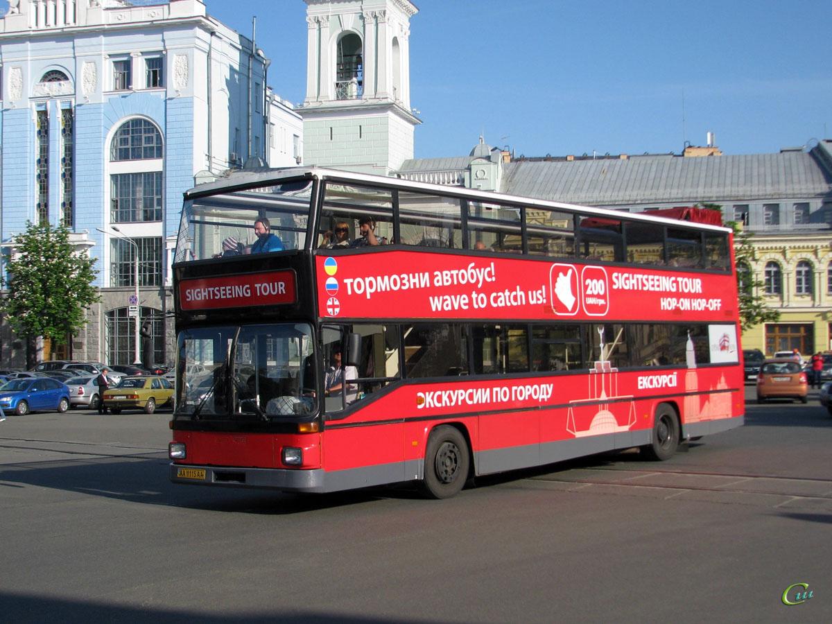 Киев. MAN SD202 AA1115AA