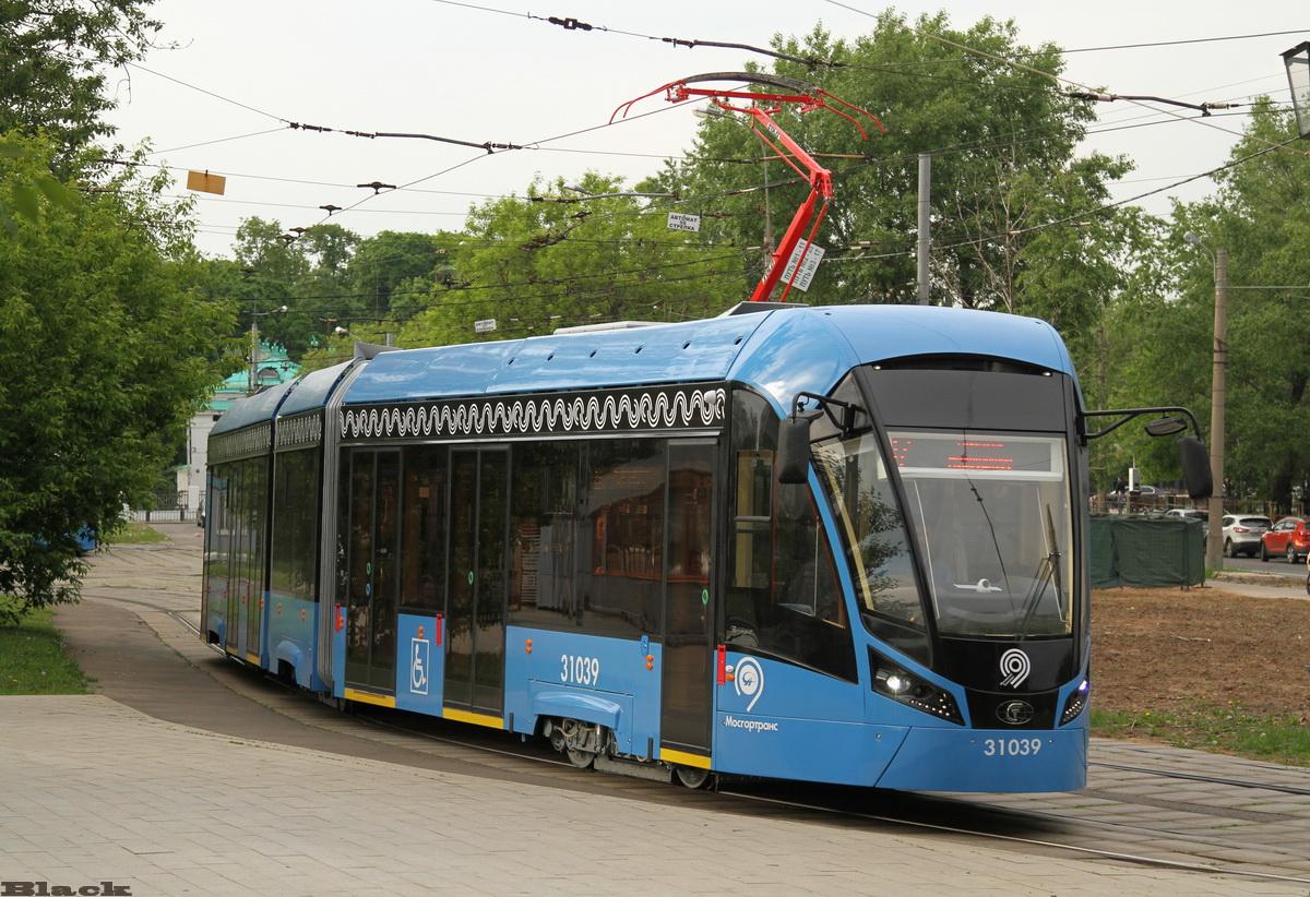 Москва. 71-931М Витязь-М №31039