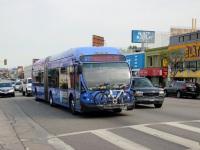 Лос-Анджелес. NABI 60-BRT 1304282