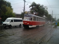 Днепр. Tatra T3SU №1347