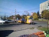 Запорожье. Tatra T3 (двухдверная) №ГС-1