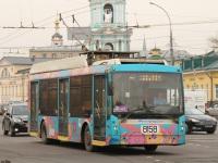 Москва. ТролЗа-5265.00 Мегаполис №8158
