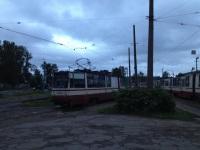 Санкт-Петербург. ЛВС-86К №7010