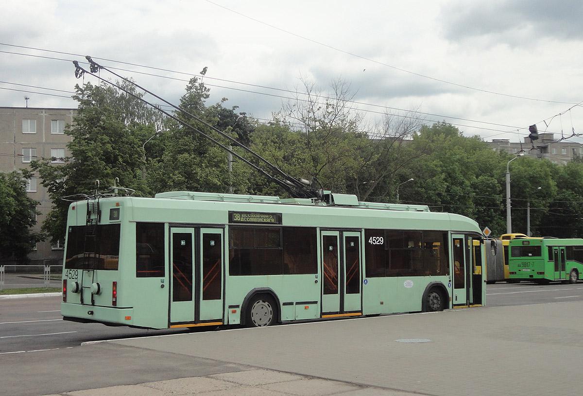 Минск. АКСМ-32102 №4529