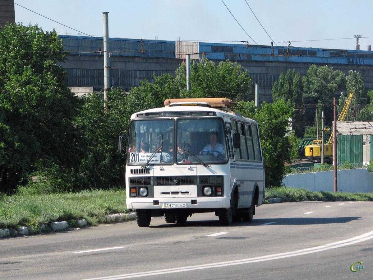 Мариуполь. ПАЗ-32054 AH2130EO