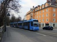 Мюнхен. Adtranz R3.3 №2216