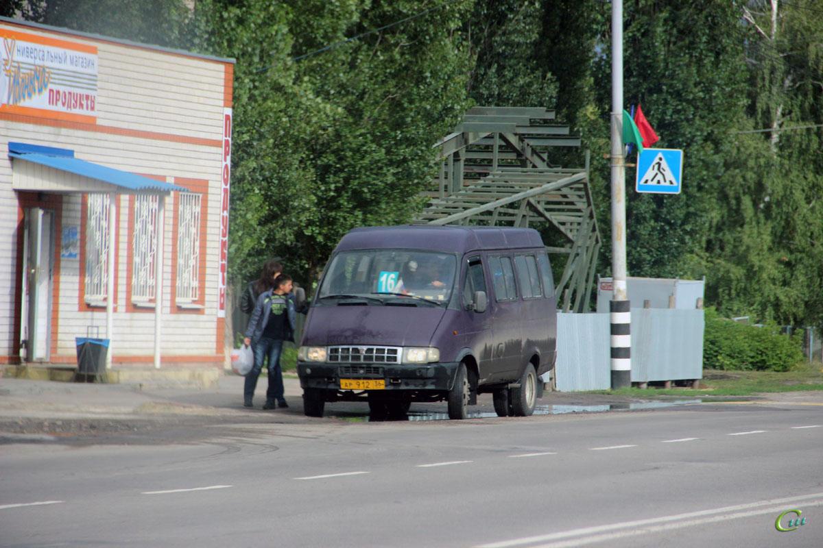 Россошь. ГАЗель (все модификации) ар912