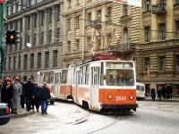 Санкт-Петербург. ЛВС-86К №2041