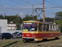 Курск. Tatra T6B5 (Tatra T3M) №084