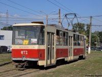 Курск. Tatra T6B5 (Tatra T3M) №072